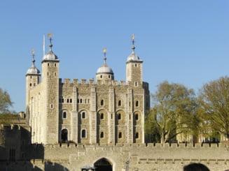Arheologii au descoperit schelete sub Turnul Londrei