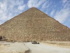 Arheologii au rezolvat, in sfarsit, o enigma antica, legata de construirea piramidei din Giza
