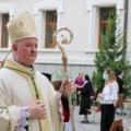 Arhiepiscopul Aurel Perca primeste, sambata, insemnul de mitropolit al Bisericii Romano-Catolice din Romania