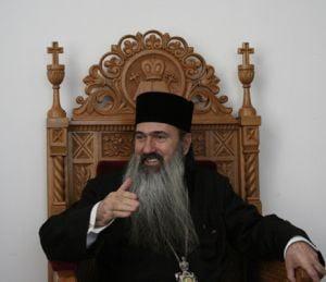 Arhiepiscopul Tomisului s-a ascuns intr-o manastire