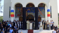 Arhimandritul Corneliu Miroslav, inmormantat la manastirea Calui!