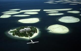 Arhipelagul de insule artificiale The World din Dubai se scufunda
