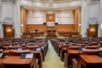Aritmetica finala a viitorului parlament. Improbabila coalitie PSD-AUR-UDMR ar aduna la Camera Deputatilor doar 49,84%