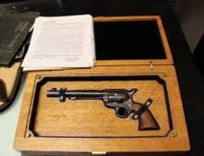 Arma legendara, vanduta pentru o suma record