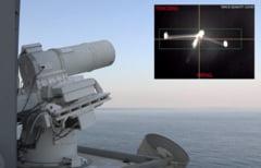 Armata SUA a testat o noua arma laser, desprinsa parca din Star Wars (Video)