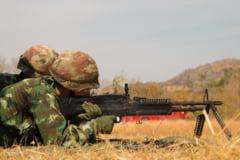 Armata americana, echipata cu arme arme laser din 2023?