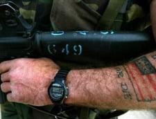 Armata americana accepta militari cu cazier, supraponderali si tatuati