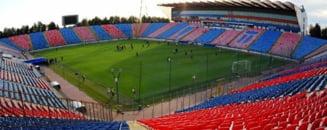Armata evacueaza Steaua din Ghencea. Becali ameninta ca ruineaza stadionul