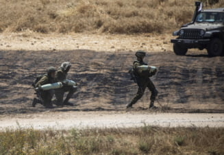 Armata israeliana, acuzata ca a dezinformat presa despre o posibila invazie in Fasia Gaza. Ce planuri aveau liderii militari de la Tel Aviv