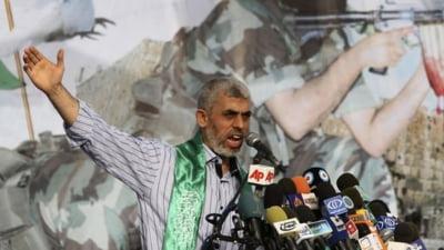 Armata israeliana a atacat locuinta sefului politic al Hamas in Gaza. Nu se stie daca era in interiorul casei