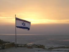 Armata israeliana a doborat un avion militar sirian. Surse: Unul dintre piloti ar fi murit UPDATE