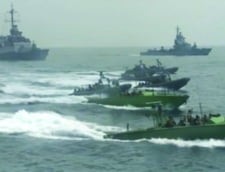 Armata israeliana captureaza o nava incarcata cu rachete iraniene (Video)
