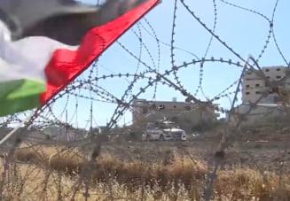 Armata israeliana demoleaza casele palestinienilor de langa Ierusalim. Localnicii, evacuati in miez de noapte (Video)