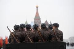 """Armata rusa se instaleaza langa fosta """"capitala"""" a Statului Islamic in Siria"""
