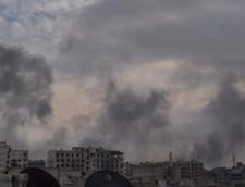 Armata rusa sustine ca a descoperit in Damasc un laborator chimic insurgent