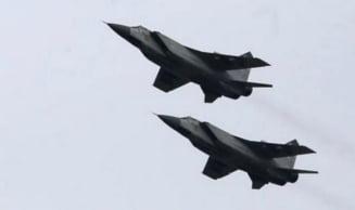 Armata rusa sustine ca a lovit opt tinte ale Statului Islamic in Siria