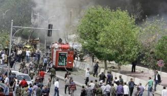 Armata siriana a recucerit un oras crestin din mainile al Qaida