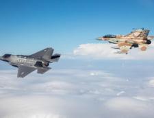 """Armata siriana anunta ca a doborat """"tinte inamice"""" in urma unui atac aerian al Israelului - surse militare"""