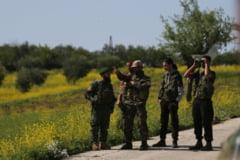 Armata siriana este in stare de alerta, de teama unui atac al Statelor Unite