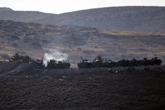 Armata turca a intrat in Siria: Damascul acuza o agresiune flagranta
