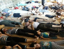 Arme chimice pe baza de clor, folosite in mod sistematic in Siria