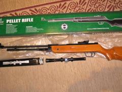 Arme de tir sportiv... de inchiriat