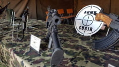 Armele de vanatoare fabricate la Cugir se vand bine in SUA. Contract de 16 milioane de dolari cu compania Century Arms