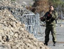 Armenia: 35 de masini, ingropate dupa o alunecare de teren