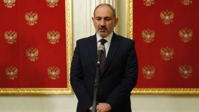 Armenia califica drept o ''masura foarte puternica'' recunoasterea de catre SUA a genocidului