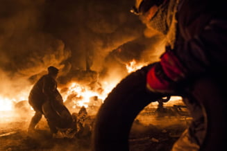 Armistitiu negru in Ucraina: Sute de morti, doar in ultimele zile - raport ONU