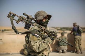 Armistitiul din Siria negociat de Ankara si Washington va expira in aceasta seara
