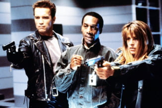 Arnold Schwarzenegger si Linda Hamilton, din nou parteneri in noul ''Terminator'' (Trailer)