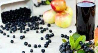 Aronia, fructul cosmonautilor, contine una dintre cele mai rare vitamine