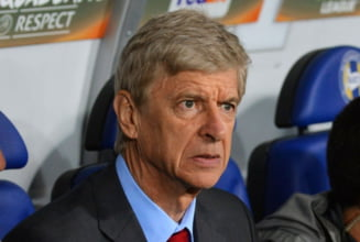 Arsene Wenger isi anunta revenirea in fotbal