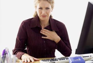 Arsura la stomac sau semn de boala?
