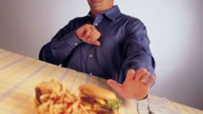 Nutriție adecvată pentru angina pectorală