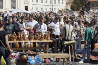 Arta olaritului - redesenata la Sibiu