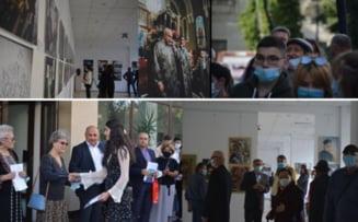 """Artistii care au ingenuncheat politica: """"Am putea povesti istoria armenilor din Romania pornind de la aceasta expozitie impresionanta"""" - GALERIE FOTO & VIDEO"""