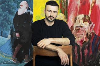Artistul roman Adrian Ghenie a vandut doua lucrari cu 6 milioane de euro