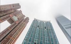 Asa ajung sa arate zgarie-norii din Hong Kong, pentru a respecta legile feng shui (Galerie foto)