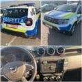 Asa arata primele Dacia Duster pentru politia rurala. Masinile au pilot automat si peste 100 de cai putere
