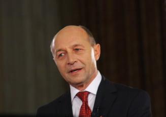 Asa grait-a Basescu: PD-L a murit