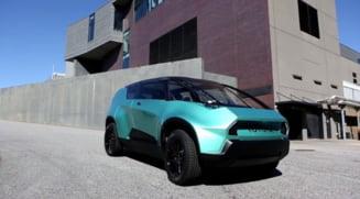 Asa va arata masina viitorului? Modelul lansat de Toyota pentru urmasii generatiei millennials (Video)