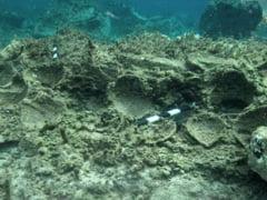 Asezare precum Pompeiul, descoperita pe fundul Marii Egee