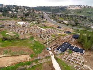 Asezare veche de aproape 10.000 de ani, descoperita langa Ierusalim. Oamenii erau surprinzator de evoluati