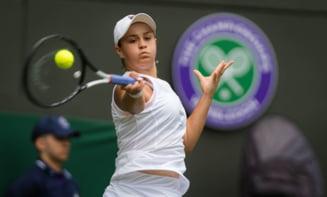 Ashleigh Barty, de neoprit la Wimbledon