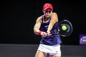 Ashleigh Barty o invinge pe Karolina Pliskova si va juca in finala Turneului Campioanelor