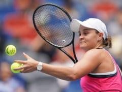 Ashleigh Barty se distanteaza in fruntea clasamentului WTA