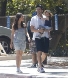 Ashton Kutcher si Mila Kunis vor fi iar parinti