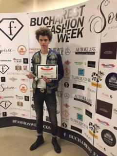 Asia, vrajita de un bistritean. Parcursul fascinant in lumea internationala a modei al lui Andrei Dobrin
